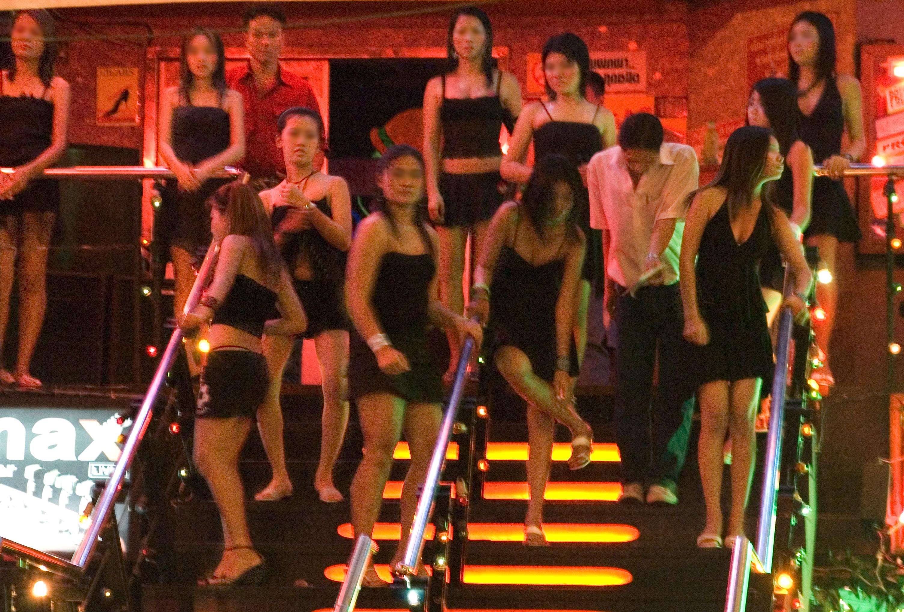 Почему в тайланде много проституток